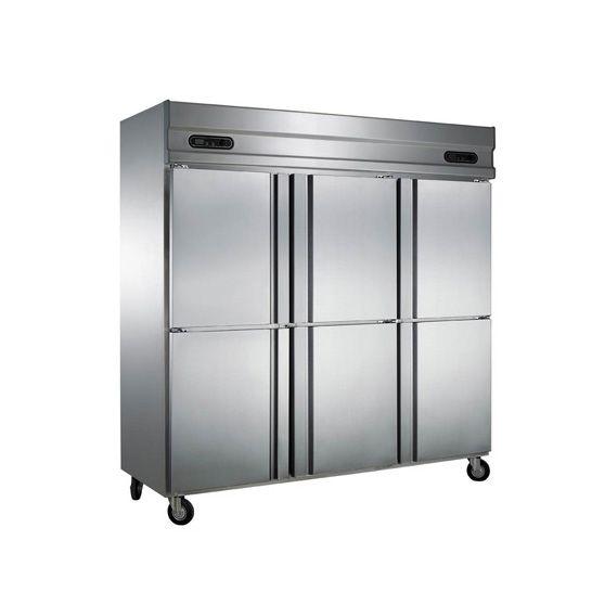 厨房六门高身雪柜