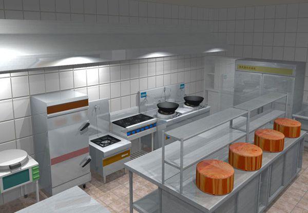 食堂厨房设备定制