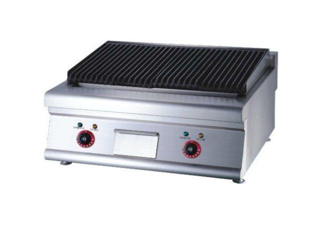 台式火山石烤炉