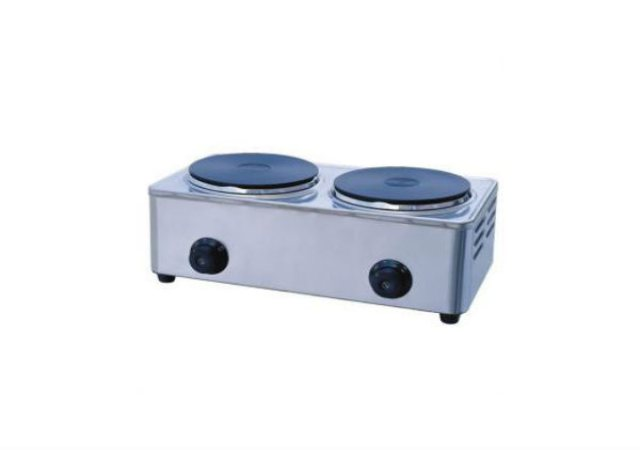 佳斯特电热双头煮食炉